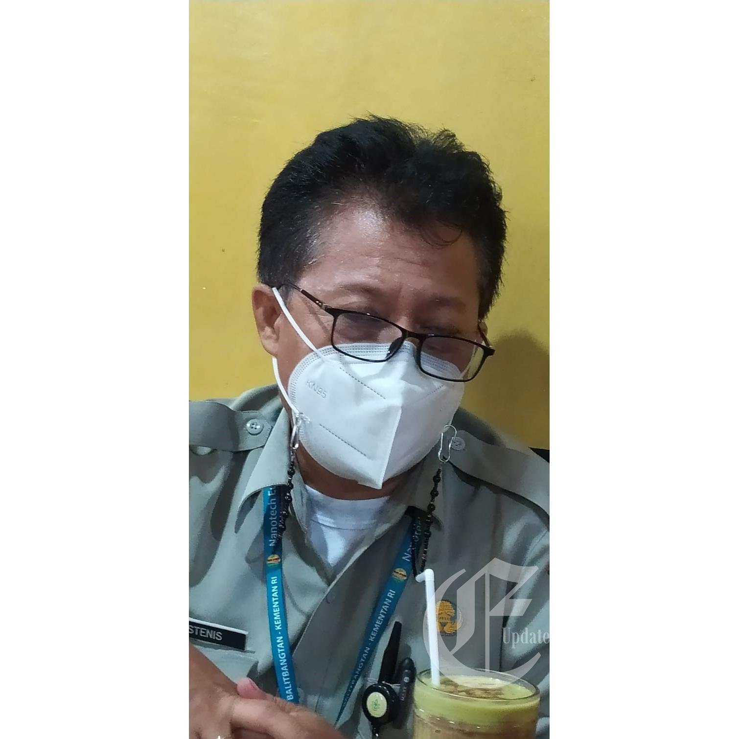 DR. Ir. Sostenis Sampeliling MSi, MTH.