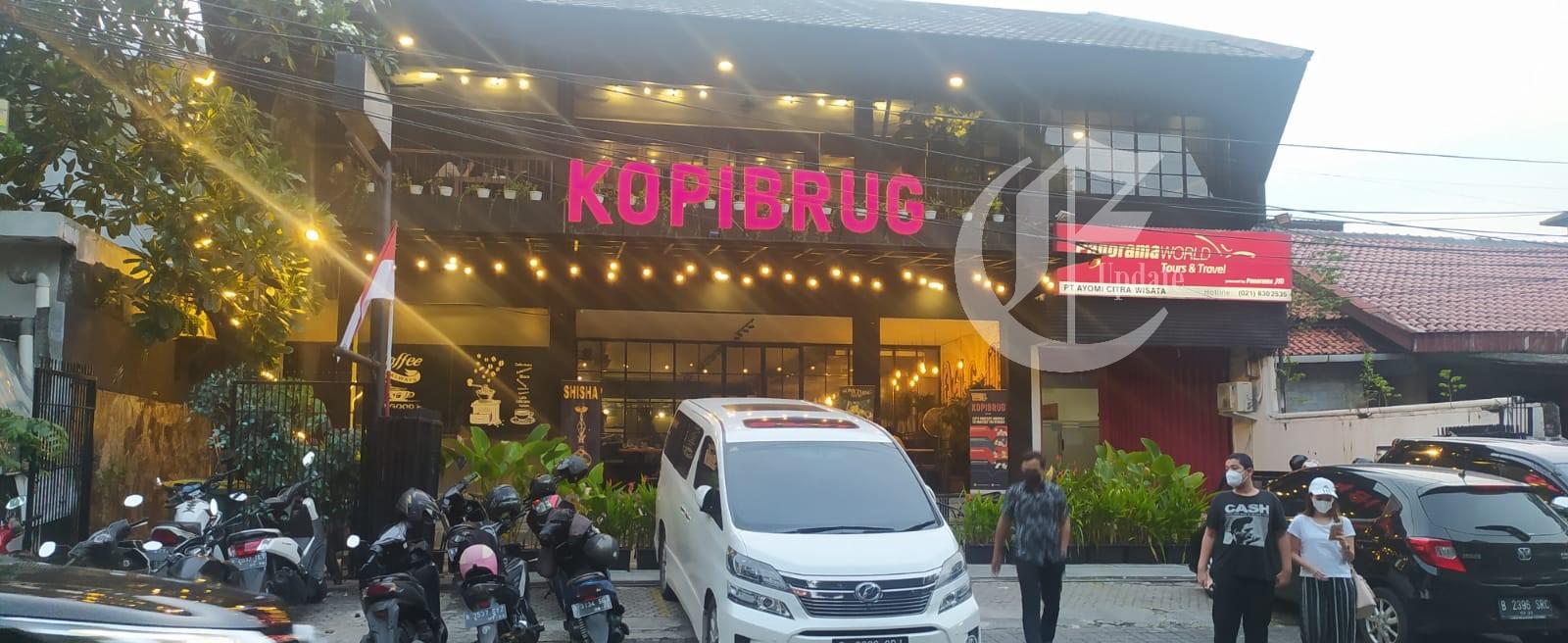 foto: Kafe KOPI BRUG Tebet